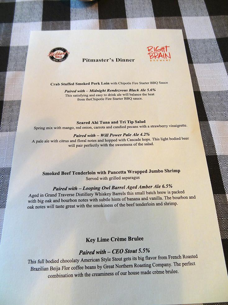 Lockhart's BBQ Pitmaster's Dinner: Surf & Turf • June 11th, 2013 (3/6)