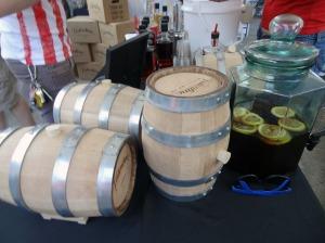 $350 Dollar Whiskey Barrels