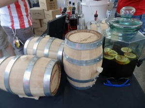$350 Dollar Whiskey Barrels