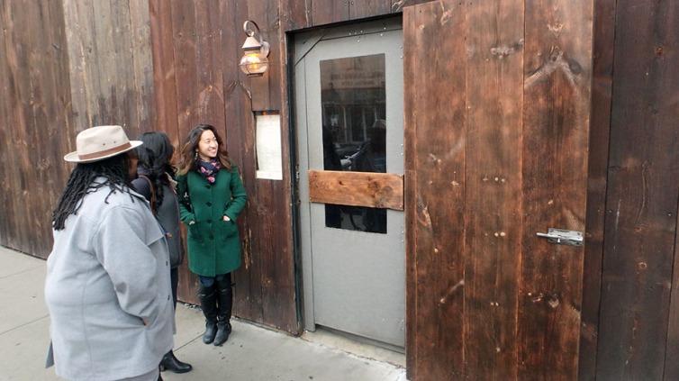 Zenkichi Entrance