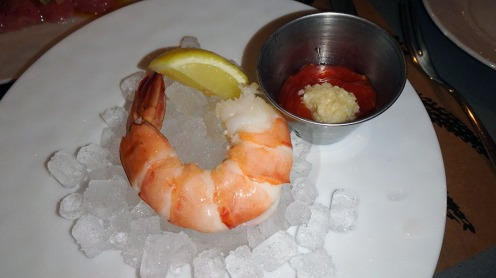 Single (extremely large) Prawn $3.00