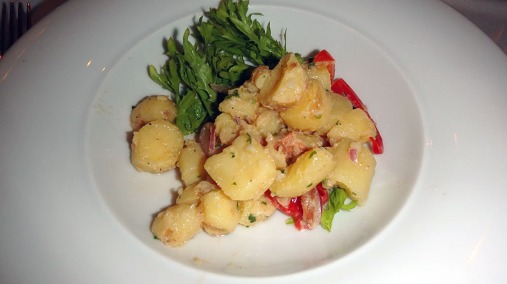 Chorizo Potato Salad