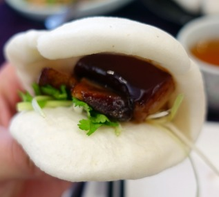 Dongpo Meat in Lotus Bun