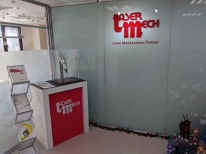 Laser Mechanisms, Taiwan