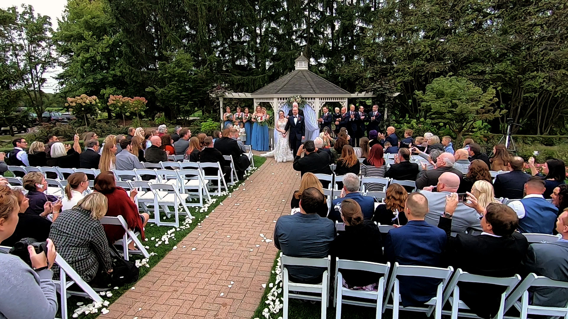 The Wedding of Daniel Buckley and Brandin Dungan | A Non-Sequitur Haze